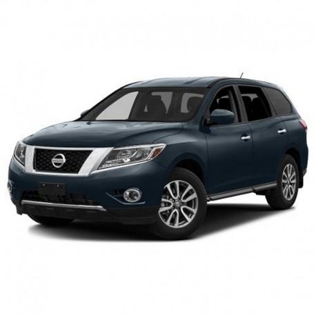 Nissan Pathfinder (R52) - Owners Manual - User Manual