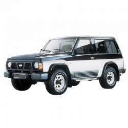 Nissan Patrol (Y60) - Service Manual, Repair Manual