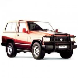 Nissan Patrol 260 - Manual de Taller / Manual de Reparacion