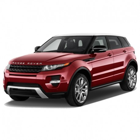 Range Rover Evoque (L538) - Service Manual / Repair Manual - Wiring Diagrams