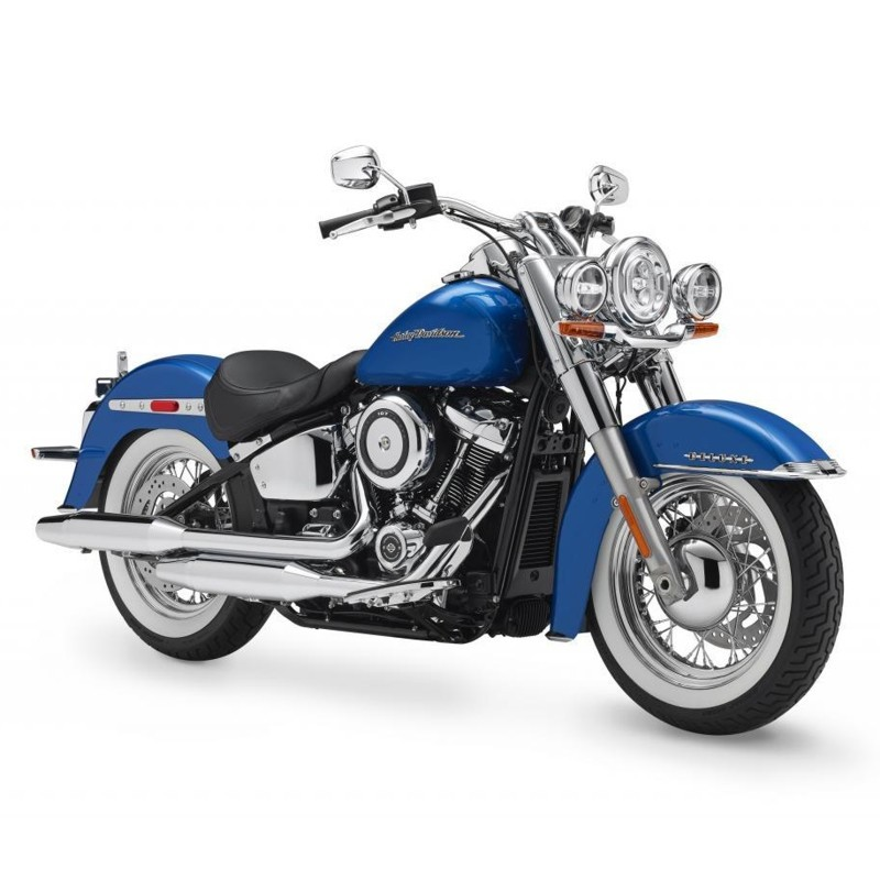 Harley Davidson Softail (2018) - Service Manual / Repair Manual - Wiring on