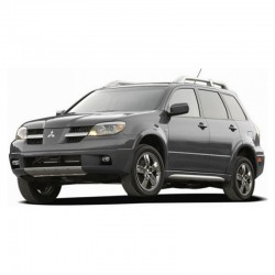 Mitsubishi Outlander (2003) - Service Manual / Repair Manual - Wiring Diagrams