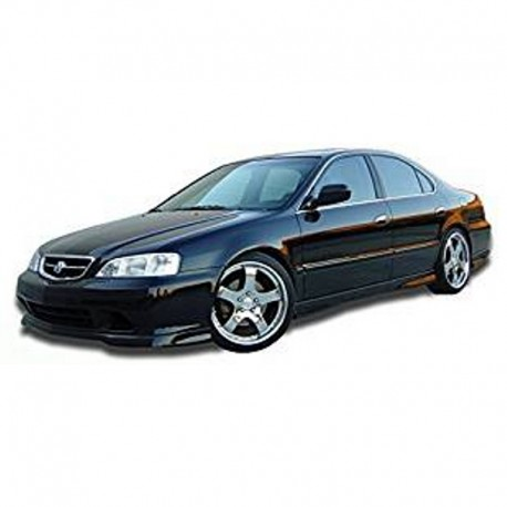 Acura TL (1999-2003) - Service Manual - Repair Manual