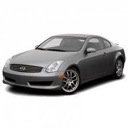 Infiniti G35 (V35 Coupe) - Service Manual, Repair Manual