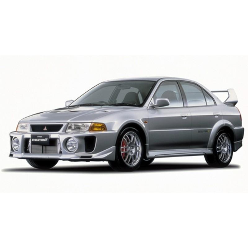 Mitsubishi Lancer Evolution Iv And V