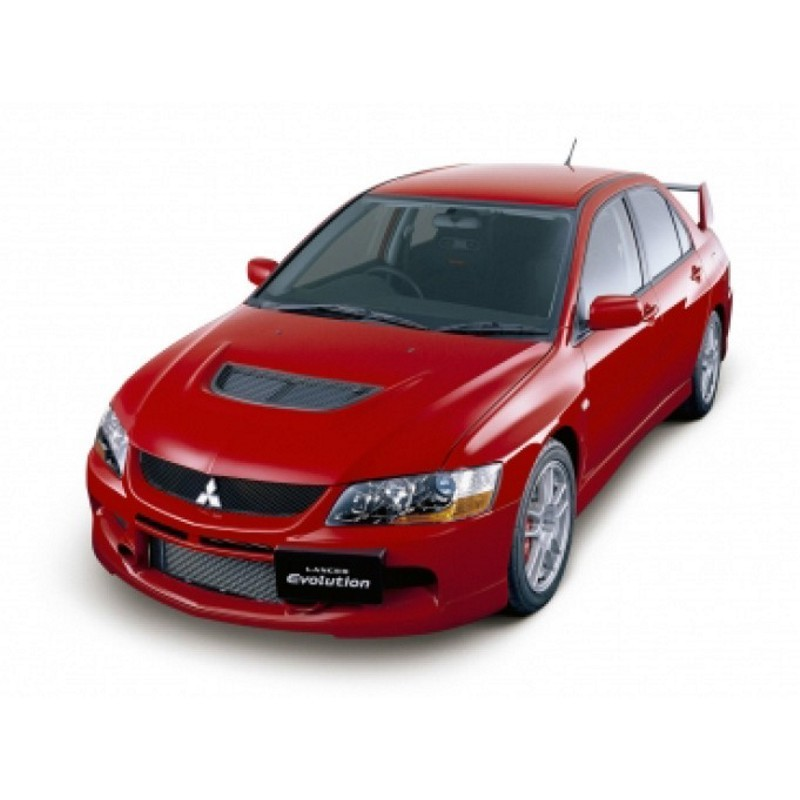 Mitsubishi Lancer Evolution Ix   Repair