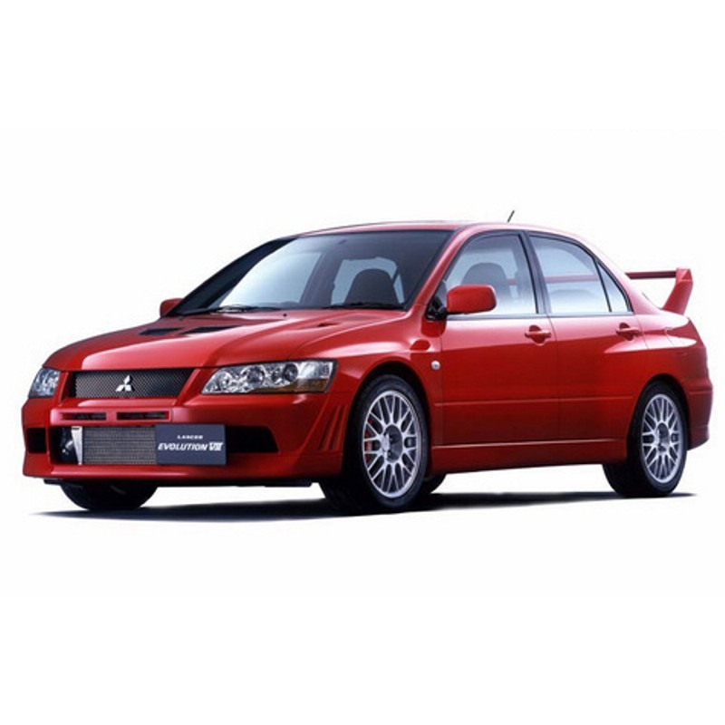 Mitsubishi Lancer Evolution Vii   Repair
