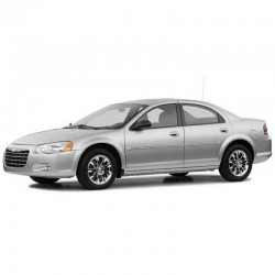 Chrysler Sebring JR Sedan & Convertible - Service Manual, Repair Manual