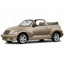 Chrysler PT Cruiser Sedan & Convertible - Service Manual, Repair Manual