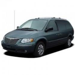 Chrysler Town, Country and Caravan (RG Models) - Service Manual, Repair Manual