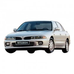 Mitsubishi Galant MK7 - Service Manual / Repair Manual - Wiring Diagrams