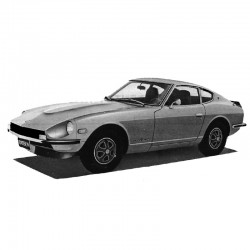 Datsun 240Z (L20A-L24) - Service Manual / Repair Manual - Wiring Diagrams