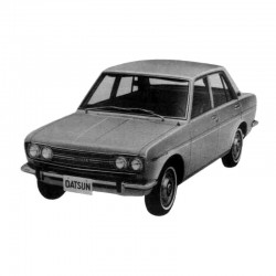 Datsun 510 - Service Manual - Wiring Diagrams - Parts Catalogue - Owners Manual
