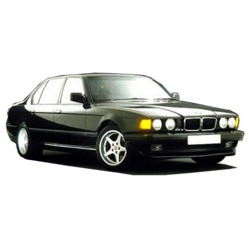 Bmw 7 Series E32  1988-1994    Repair