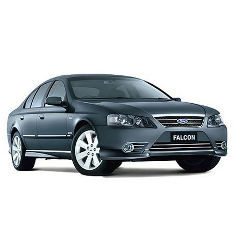Ford Falcon Bf  2006  - Service Manual    Repair Manual