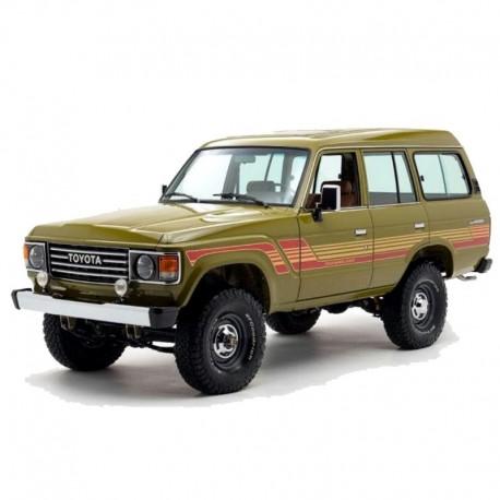 Toyota Land Cruiser (J60) - Manuel de Reparation / Manuel de Atelier