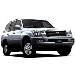 Toyota Land Cruiser (J100) - Service Manual - Wiring Diagrams - Owners Manual