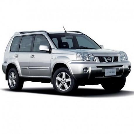 Nissan X-Trail (2001-2006) - Service Manual, Repair Manual - Wiring Diagrams