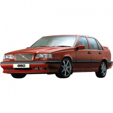 Volvo 850 - Service Manual - Wiring Diagrams - Owners Manual