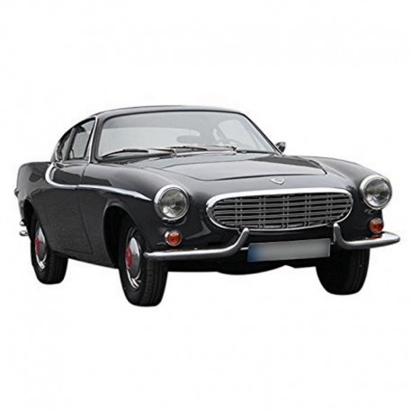 Volvo 1800 - Service Manual - Wiring Diagrams - Parts & Owners Manual