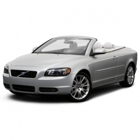 Volvo C70 (2006-2011) - Electrical Wiring Diagrams