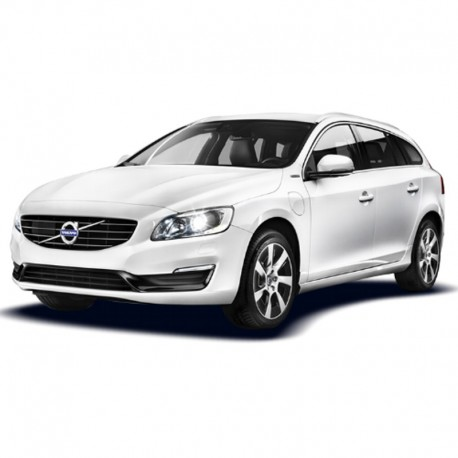 Volvo S60 (2014-2015) - Electrical Wiring Diagrams