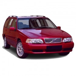 Volvo V70 (1999-2000) - Electrical Wiring Diagrams