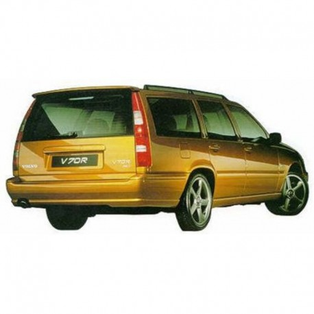 Volvo V70R (2005-2007) - Electrical Wiring Diagrams