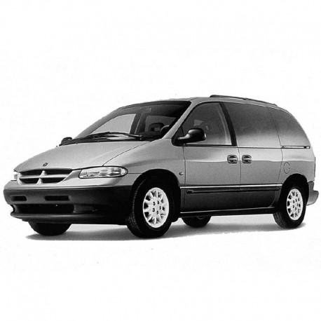 Chrysler Voyager MK3 - Service Manual, Repair Manual