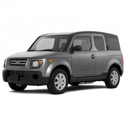 Honda Element EX - Service Manual / Repair Manual - Wiring Diagrams