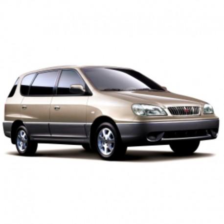 Kia Carens MK1 (RS) - Service Manual, Repair Manual