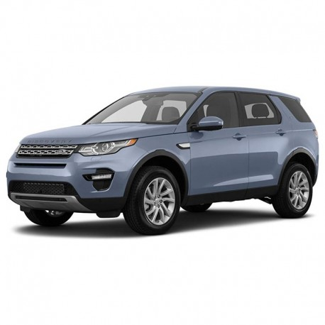 Land Rover Discovery Sport (L550) - Service Manual / Repair Manual - Wiring Diagrams