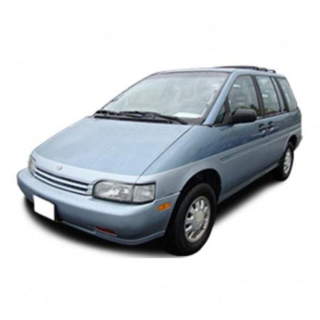 Nissan Axxess (M11) - Service Manual / Repair Manual