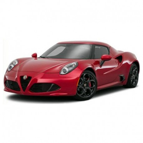 Alfa Romeo 4C - Service Manual / Repair Manual