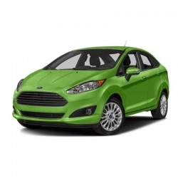 Ford Fiesta MK 6 - Service Manual / Repair Manual - Wiring Diagrams
