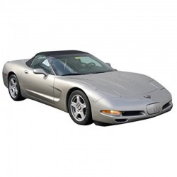Chevrolet Corvette C5 (1998-1999) - Service Manual / Repair Manual - Wiring Diagrams