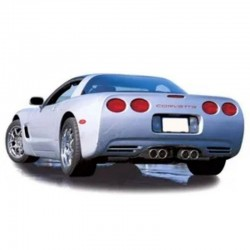 Chevrolet Corvette C5 (2000-2001) - Service Manual / Repair Manual - Wiring Diagrams - Owners Manual