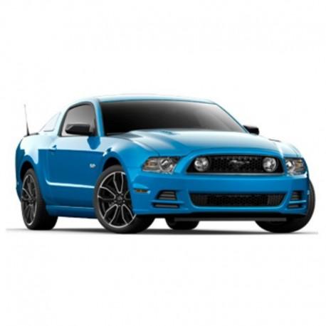 Ford Mustang MK5 (2014) - Service Manual / Repair Manual - Wiring Diagrams