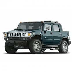 Hummer H2 - Service Manual / Repair Manual - Wiring Diagrams