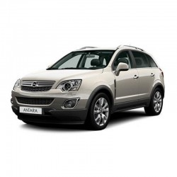 Opel Antara - Service Manual / Repair Manual - Wiring Diagrams - Owners Manual