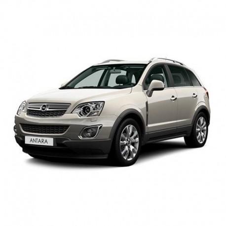 Opel Antara - Service Manual / Repair Manual - Wiring Diagrams - Owners Manual
