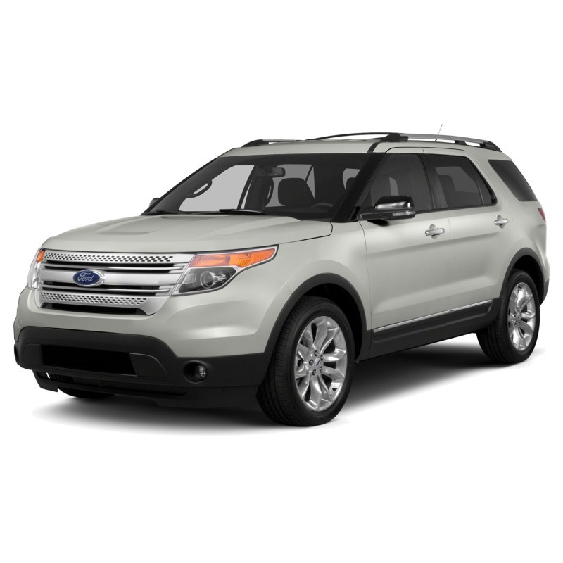 Ford Explorer  U508    Repair Manual