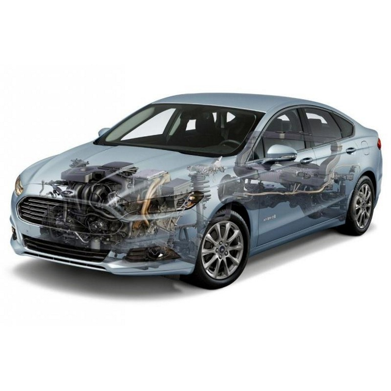 Ford Mondeo    Fusion  Cd4  Hybrid