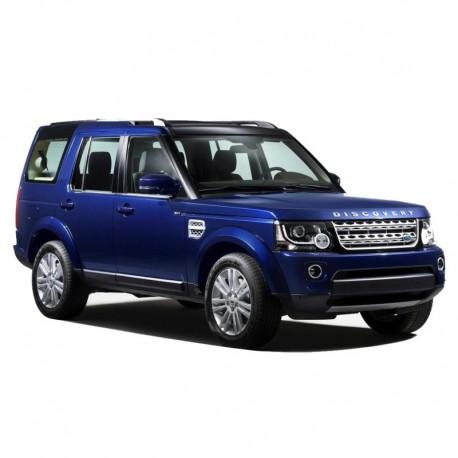 Land Rover Discovery 4 - Service Manual / Repair Manual - Wiring Diagrams - Owners Manual