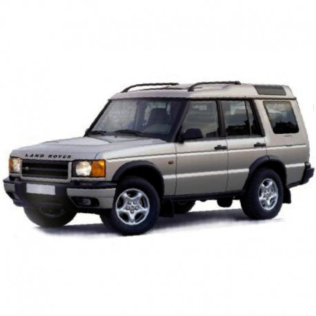 Land Rover Discovery II - Manuel de Reparation / Manuel de Atelier - Schemas Electriques