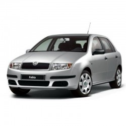 Skoda Fabia - Service Manual / Repair Manual - Wiring Diagrams