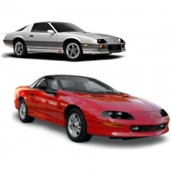 Chevrolet Camaro (1982-2000) - Service Manual / Repair Manual - Owners - Wiring Diagrams