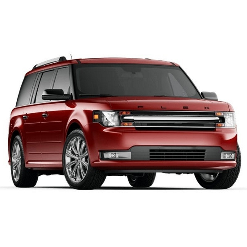 Ford Flex  2009-2019    Repair Manual