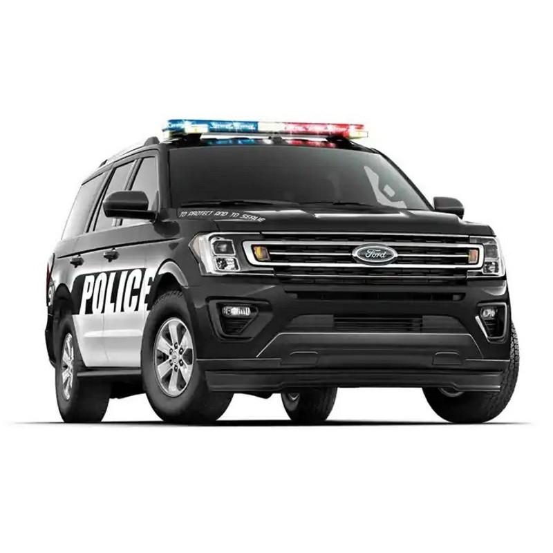 Ford Flex Police Interceptor   Repair