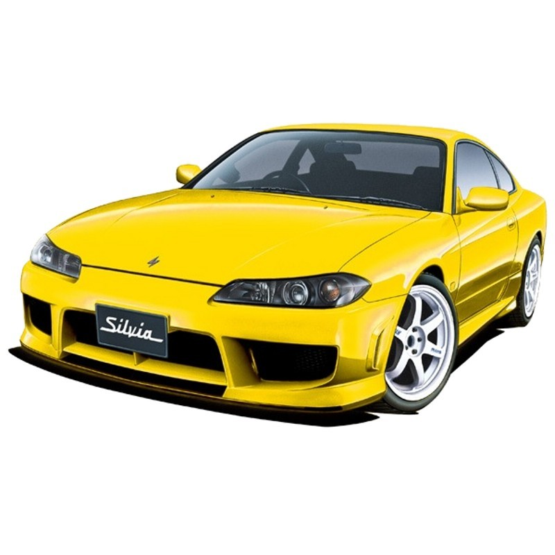 Nissan Silvia  S15    Repair Manual